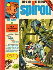 (Recueil) Spirou (Album du journal) -144- Spirou album du journal