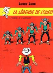 Lucky Luke -70FL- La légende de l'Ouest