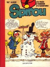 (Recueil) Spirou (Album du journal) -160- Spirou album du journal