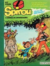 (Recueil) Spirou (Album du journal) -153- Spirou album du journal