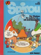 (Recueil) Spirou (Album du journal) -170- Spirou album du journal