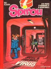 (Recueil) Spirou (Album du journal) -166- Spirou album du journal