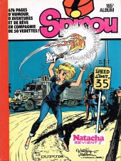 (Recueil) Spirou (Album du journal) -165- Spirou album du journal