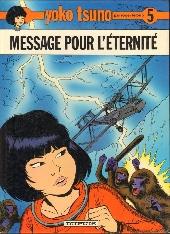 Yoko Tsuno -5b79- Message pour l'éternité