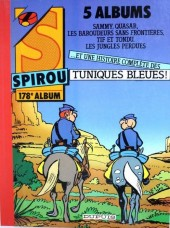(Recueil) Spirou (Album du journal) -178- Spirou album du journal