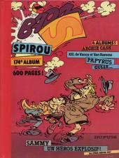 (Recueil) Spirou (Album du journal) -174- Spirou album du journal