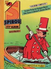 (Recueil) Spirou (Album du journal) -172- Spirou album du journal