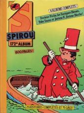 (Recueil) Spirou (Album du journal) -172- Spirou album du journal