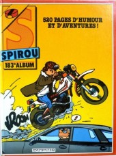 (Recueil) Spirou (Album du journal) -183- Spirou album du journal