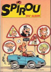 (Recueil) Spirou (Album du journal) -206- Spirou album du journal