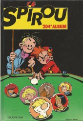 (Recueil) Spirou (Album du journal) -204- Spirou album du journal