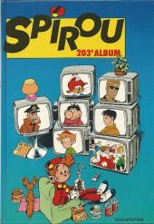 (Recueil) Spirou (Album du journal) -203- Spirou album du journal