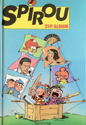 (Recueil) Spirou (Album du journal) -214- Spirou album du journal