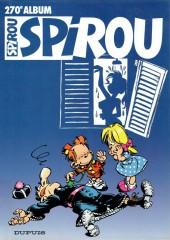 (Recueil) Spirou (Album du journal) -270- Spirou album du journal