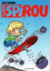 (Recueil) Spirou (Album du journal) -266- Spirou album du journal