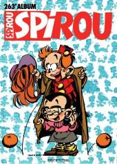 (Recueil) Spirou (Album du journal) -263- Spirou album du journal