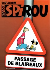 (Recueil) Spirou (Album du journal) -282- Spirou album du journal