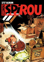 (Recueil) Spirou (Album du journal) -273- Spirou album du journal
