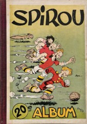 (Recueil) Spirou (Album du journal) -20- Spirou album du journal