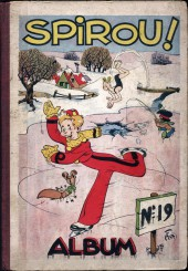(Recueil) Spirou (Album du journal) -19- Spirou album du journal
