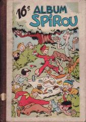 (Recueil) Spirou (Album du journal) -16- Spirou album du journal