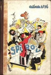 (Recueil) Spirou (Album du journal) -14- Spirou album du journal