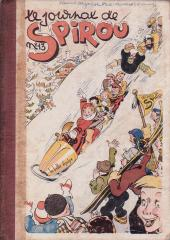 (Recueil) Spirou (Album du journal) -13- Spirou album du journal