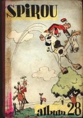 (Recueil) Spirou (Album du journal) -28- Spirou album du journal
