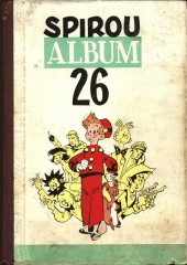 (Recueil) Spirou (Album du journal) -26- Spirou album du journal