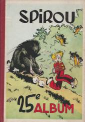 (Recueil) Spirou (Album du journal) -25- Spirou album du journal