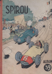 (Recueil) Spirou (Album du journal) -39- Spirou album du journal