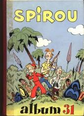(Recueil) Spirou (Album du journal) -31- Spirou album du journal