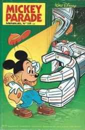 Mickey Parade -109- Mickey et le vandale de la pleine lune