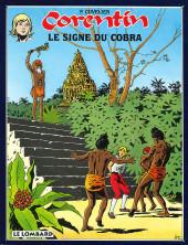 Corentin (Cuvelier) -5b1996- Le signe du cobra