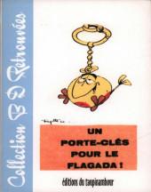 Le flagada -9a2005- Un porte-clés pour le Flagada !