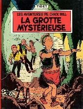 Chick Bill (P&T) -3- La Grotte Mystérieuse