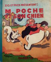 Monsieur Poche -3- M. Poche et son chien