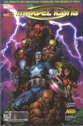 Marvel Icons (Marvel France - 2005) -5- Evasion (1)