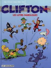 Clifton -17- Les lutins diaboliques