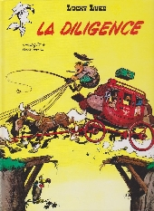 Lucky Luke -32FL- La diligence