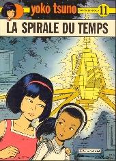 Yoko Tsuno -11- La spirale du temps