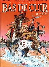 La saga de Bas de Cuir -6- La prairie