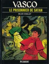 Vasco -2- Le prisonnier de Satan