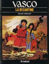 Vasco -3- La Byzantine