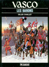 Vasco -5- Les barons