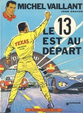 Michel Vaillant -5c1976- Le 13 est au départ