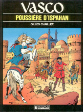 Vasco -9- Poussière d'Ispahan