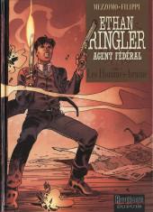 Ethan Ringler, Agent fédéral