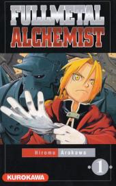 FullMetal Alchemist -1- Tome 1