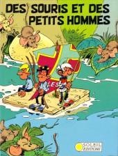 Les petits hommes (Soleil/Jourdan) -1- Des souris et des petits hommes